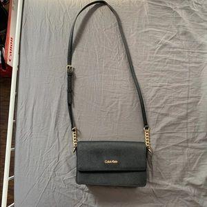 Calvin Klein crossbody purse